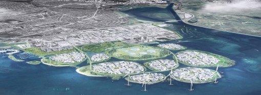 Kopenhagen gradi 9 novih ostrva koja će generisati obnovljivu energiju