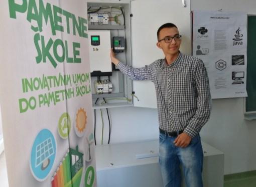 Gimnazija u Živinicama pobjednica u natjecanju o obnovljivim izvorima energije