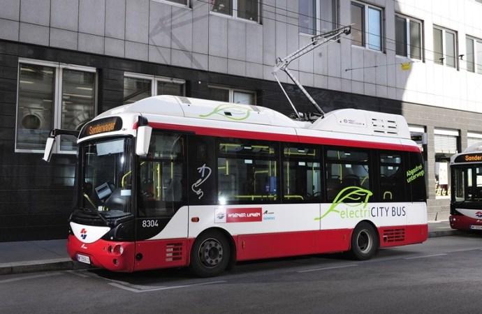 Guinnessov rekord u Beču. Najduži konvoj e-vozila na svijetu.