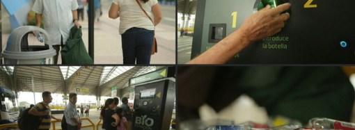Putnici u ekvadorskom gradu autobuske karte plaćaju plastičnim flašama