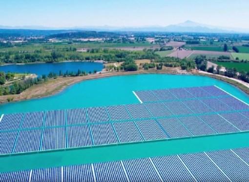 47.000 plutajućih solarnih panela napaja 5.000 domaćinstava