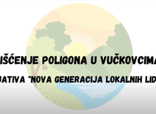 Eko akcija mladih iz Vučkovaca