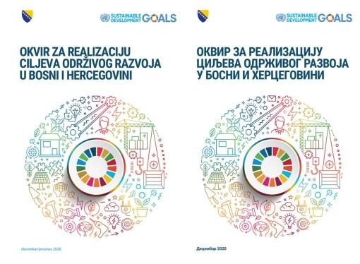 """Usvojen """"Okvir za realizaciju Ciljeva održivog razvoja"""": Ključni dokument za put BiH prema Agendi 2030"""