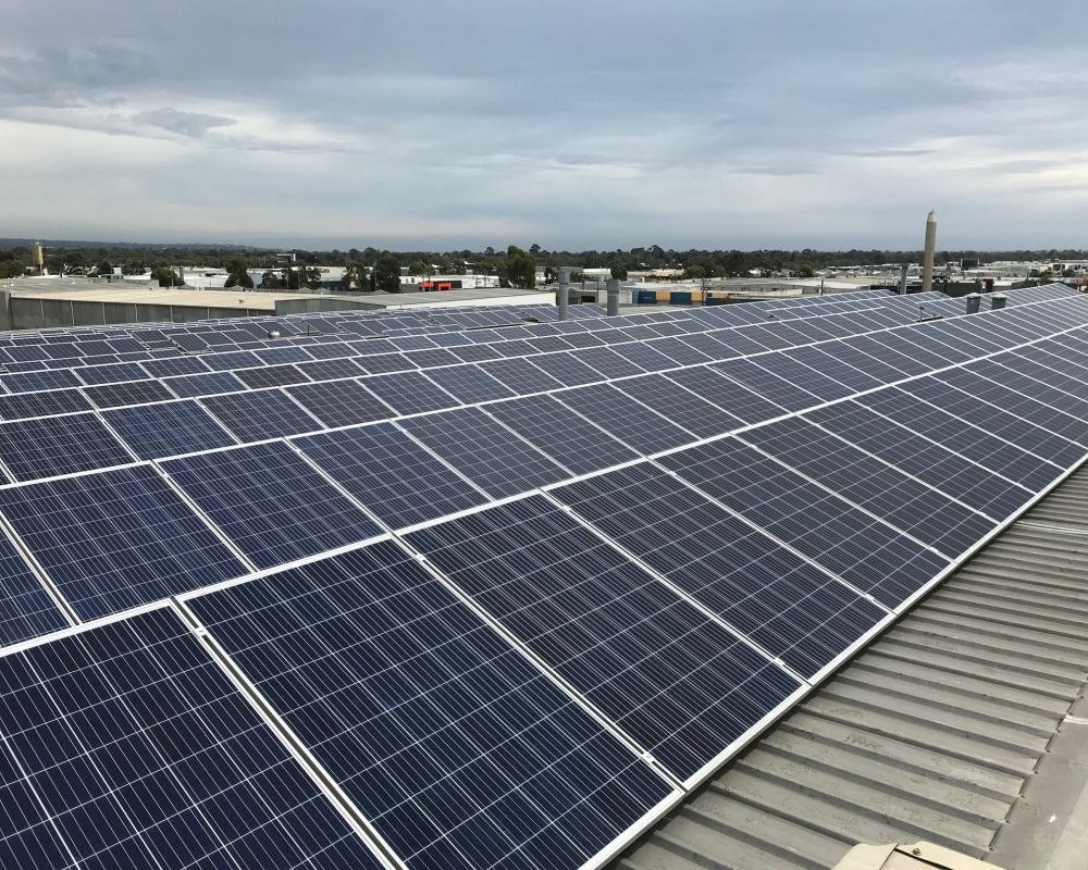Photovoltaic System View Solar Power System Photovoltaic System From