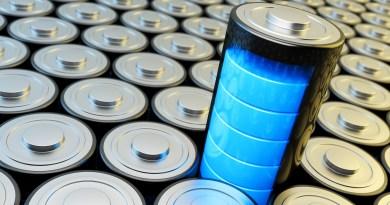 Батареи будут заряжаться за минуту и не терять ёмкость