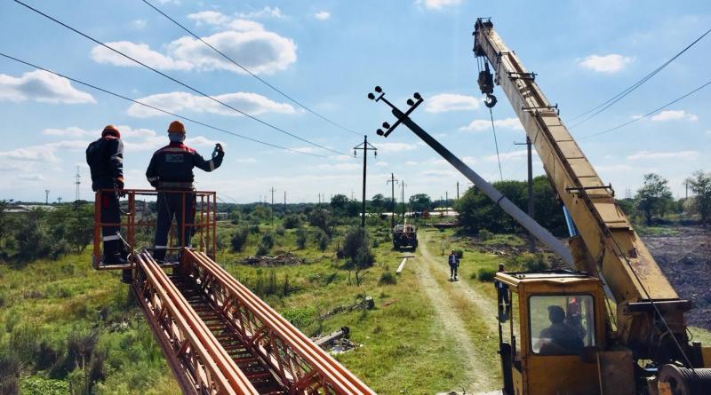 «Россети Центр и Приволжье Калугаэнерго» повышает надежность электроснабжения потребителей Сухиничского района