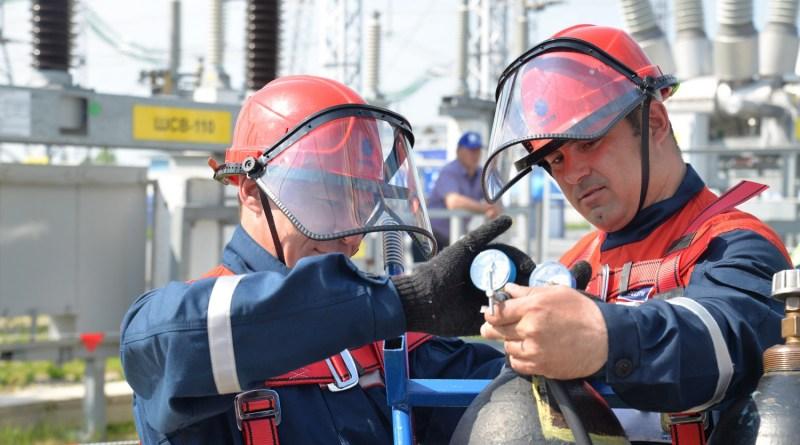 В филиале «Россети Волга» - «Саратовские сети» состоялись учения энергетиков