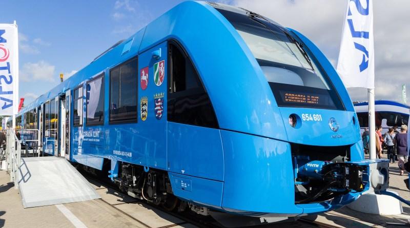 Франция планирует перевести поезда на водородное топливо