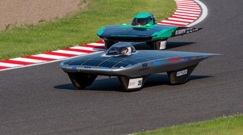 Фотоэлектрический автомобиль Trina Solar выиграл гонку FIA Suzuki 2019 в Японии