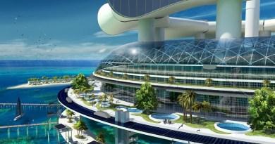 Как выглядит водородный город?