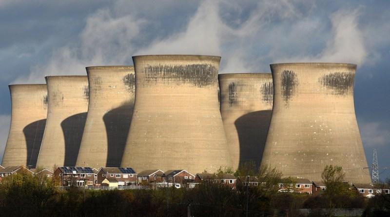 Великобритания освобождается от угля