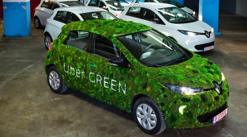 Uber выделяет водителям 800 миллионов долларов на покупку электромобилей для достижения цели мобильности с нулевым уровнем выбросов
