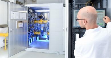 Первое в мире испытание зеленого водородного отопления