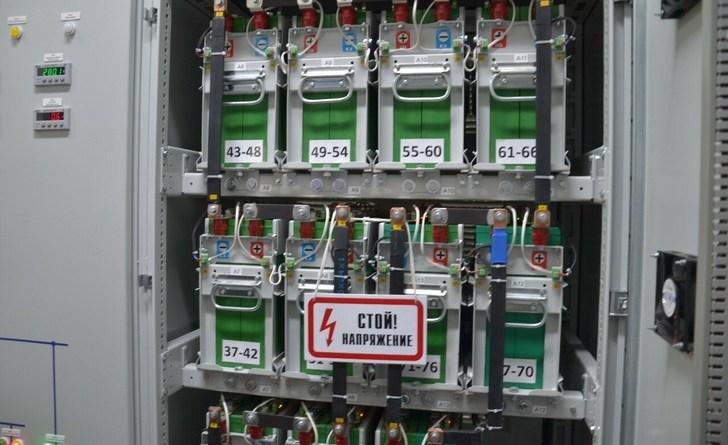 В магистральных сетях России впервые внедрили системы резервного питания на Li-ion накопителях