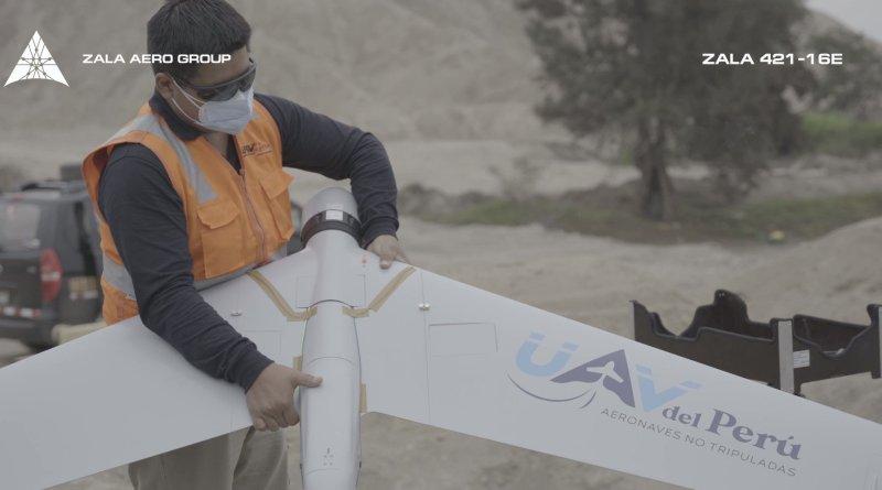 ZALA VTOL впервые поставила беспилотные авиационные системы в Южную Америку