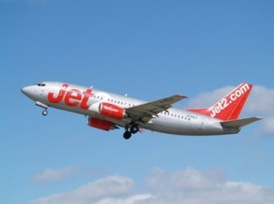 jet2 taking off from newcastle