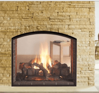 See Thru Fireplaces | The Energy House