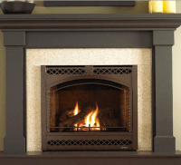 Heat & Glo SL-550 Slim Line Gas Fireplace | The Energy House