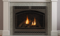 Heat & Glo SL-950 Slim Line Gas Fireplace | The Energy House