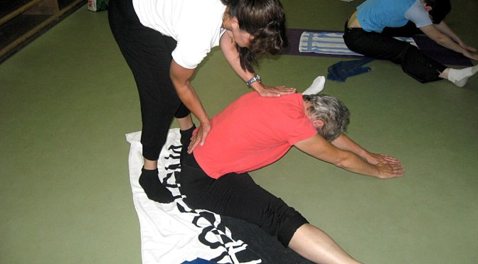 Qigong in Winnigen 2011