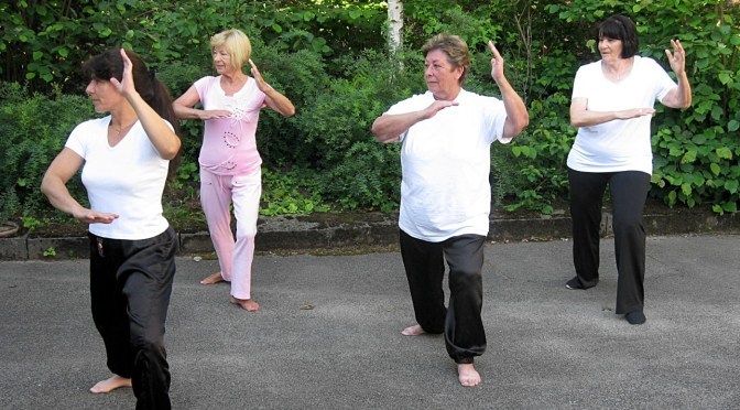 Trainings Taijiquan