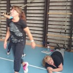 NMO Dynamic Core Workout Seminar 2014