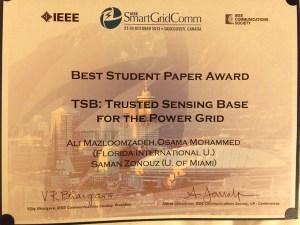 Ali-Award