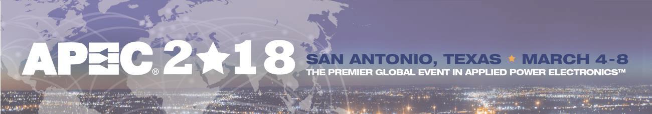 IEEE APEC 2018