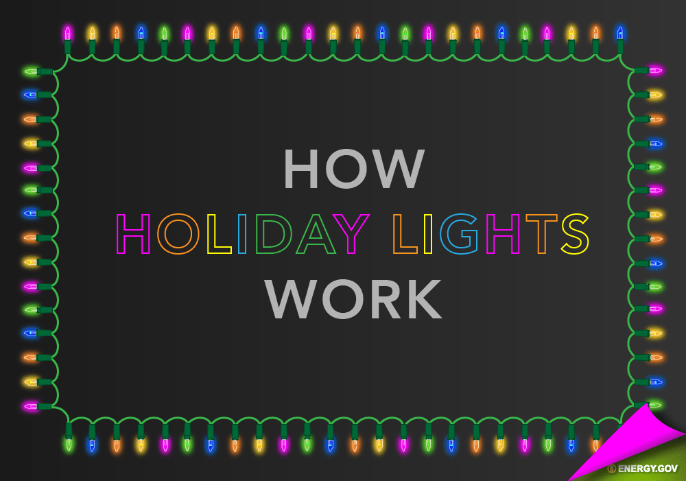 led light circuit diagram for dummies fasco 9721 motor wiring how do holiday lights work? | department of energy