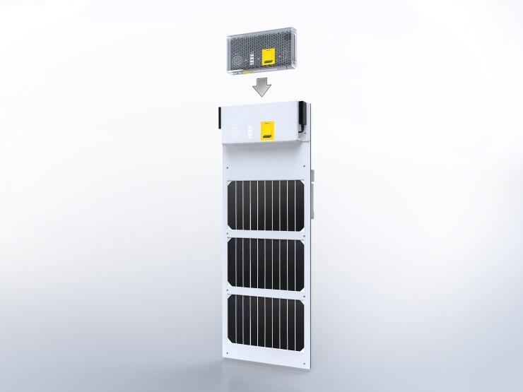 Ricarica Power Bank Solare