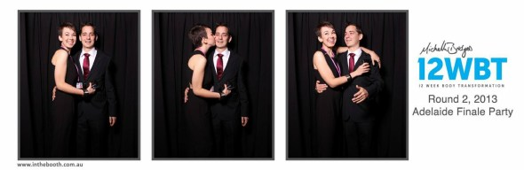 Photo booth pics!