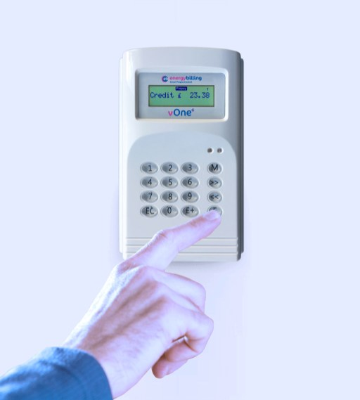 Energy Billing's vOne meter