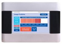 Energy Billing's vThree meter predictor screen.