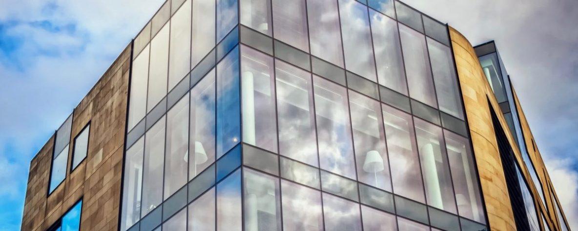 Commercial window film Energy Control of Iowa