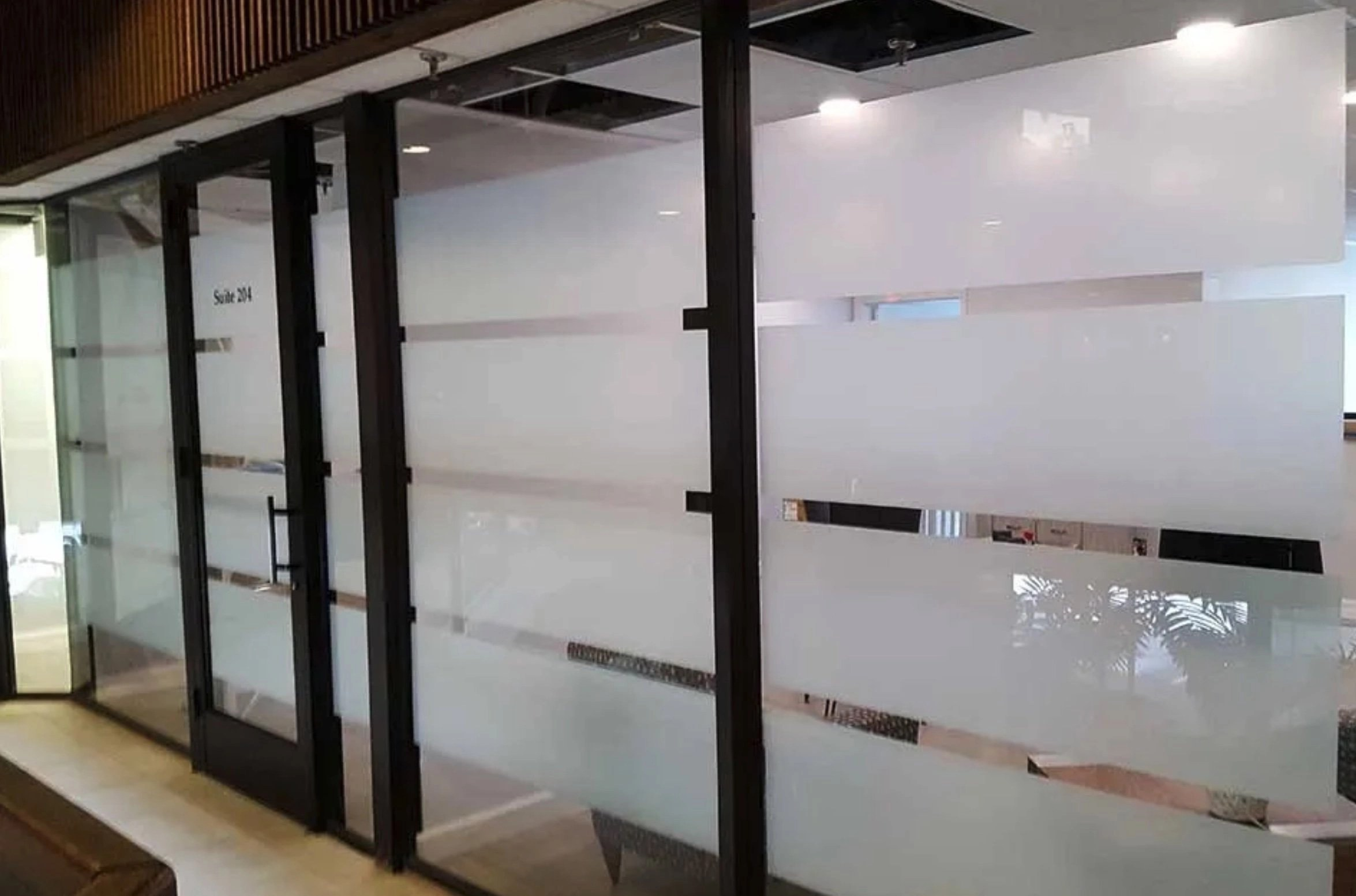 Five Reasons Decorative Window Film is Preferred for Privacy & Branding