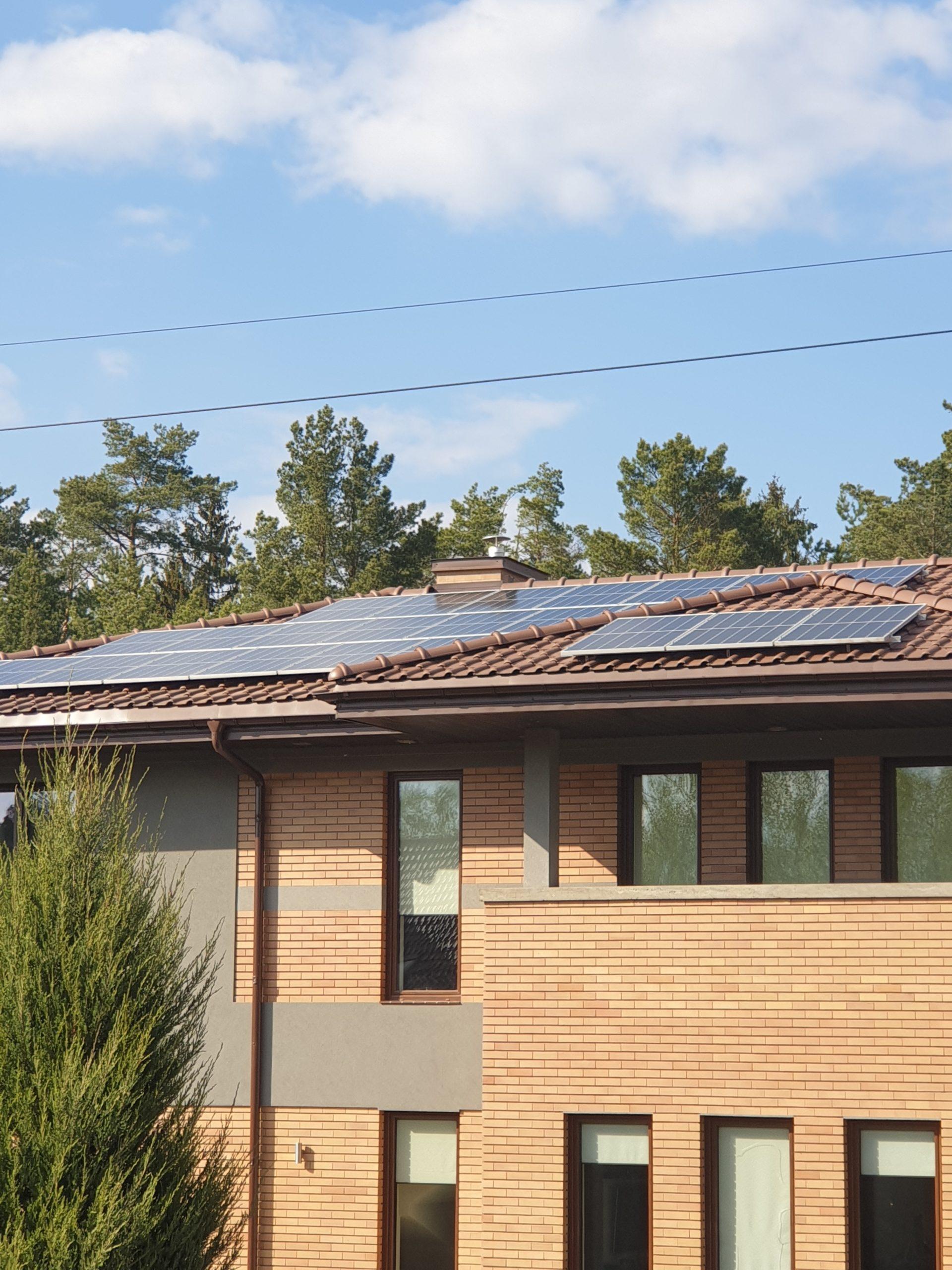 10kw na dachu wielospadowym