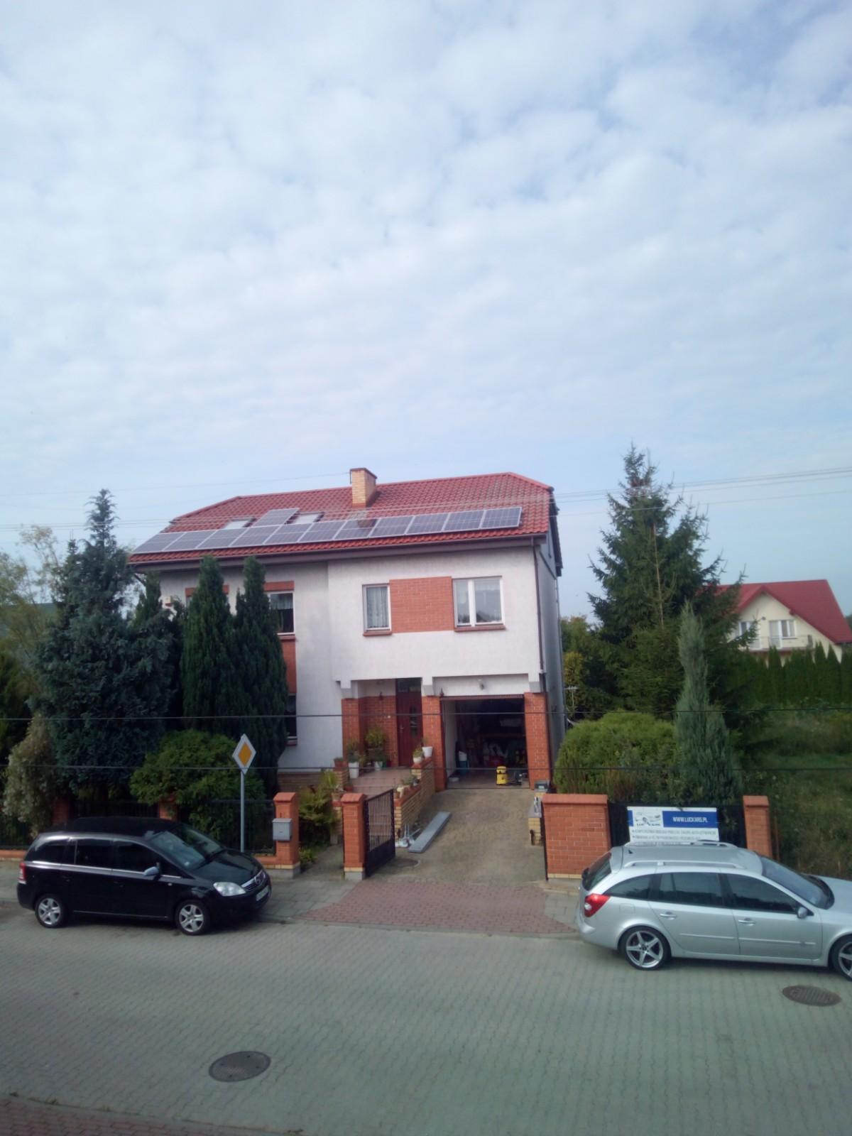 Instalacja wschód-zachód Mońki