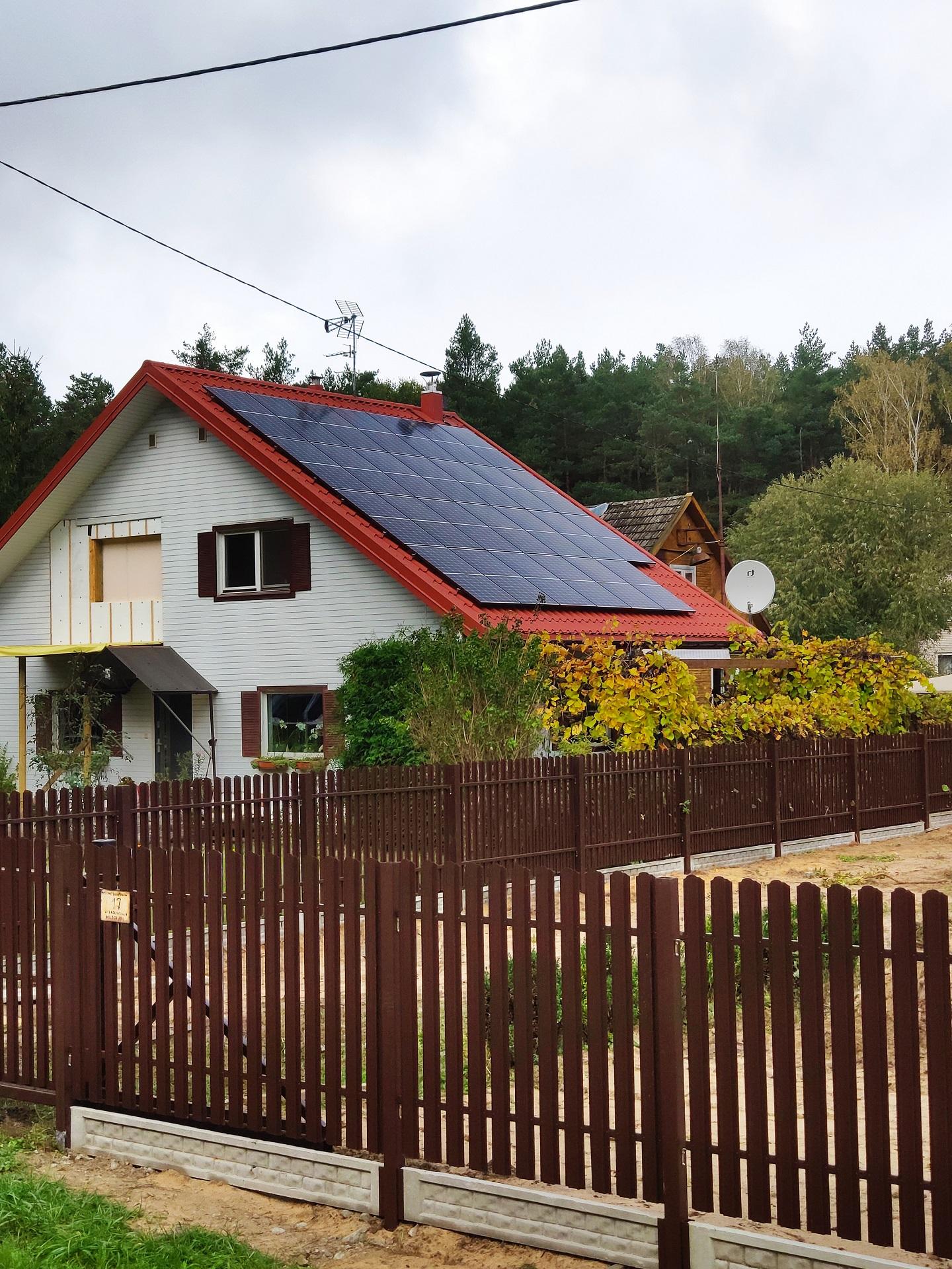 Instalacja 10 kW