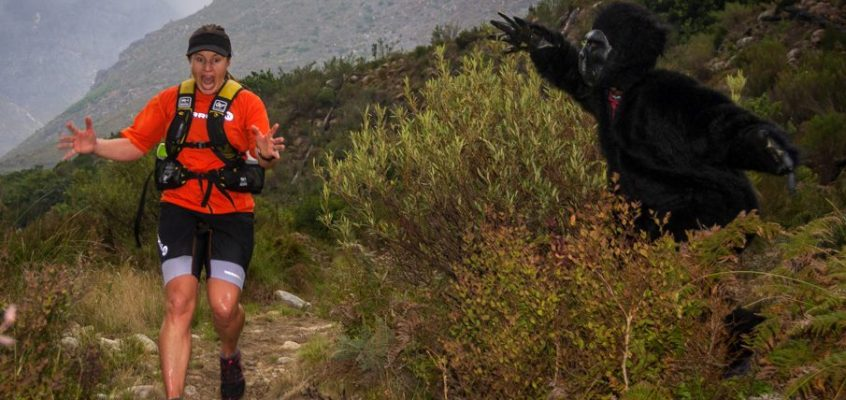Salomon Bastille Day Trail Run Results 2015
