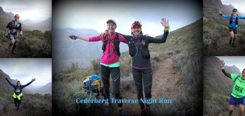 Cederberg Night Marathon presented by Cederberg Wines 2017 – Results and Photos.