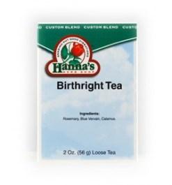 Birthright Tea