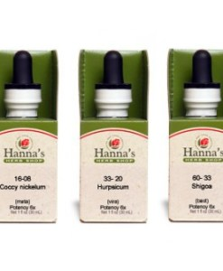 Hanna's Herb Shop Vibropathics