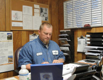Edward Davila Shop superintendent