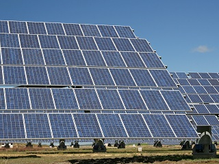 Förderung von Solaranlagen