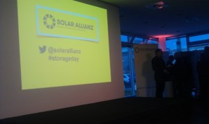Solarspeichersysteme auf dem Storage Day in Berlin