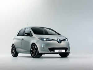 renault zoe bilder preis reichweite und tests energyload. Black Bedroom Furniture Sets. Home Design Ideas