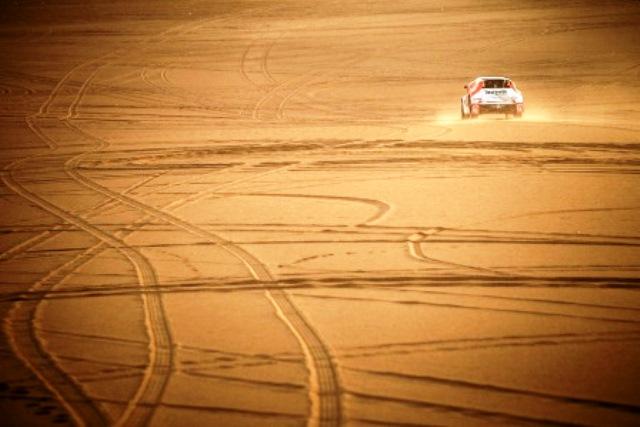 elektro-rallyauto