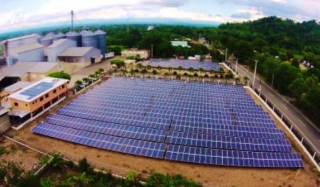 Schletter Errichtet 2 2 Mwp Solaranlage In Der Dominikanischen Republik