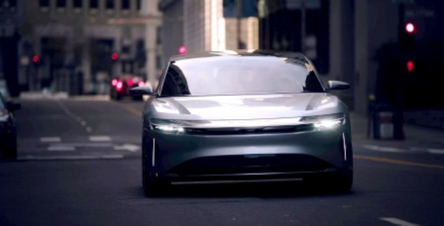 lucid motors design