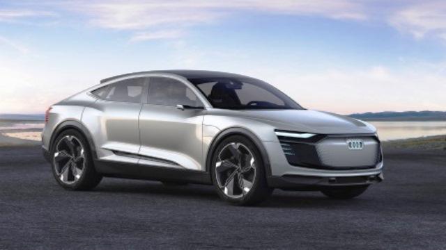 Audi e-tron Sportback elektrofahrzeug